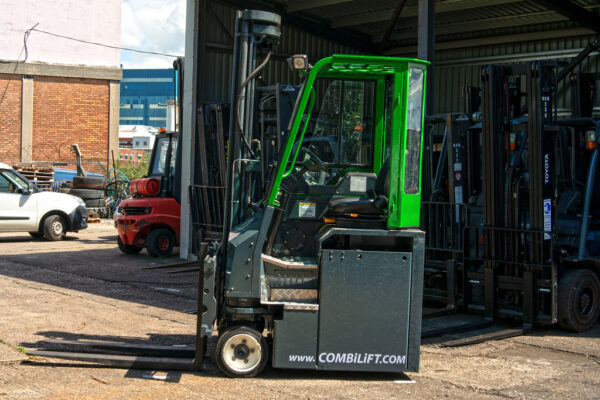 Combilift – A match made in the Warehouse